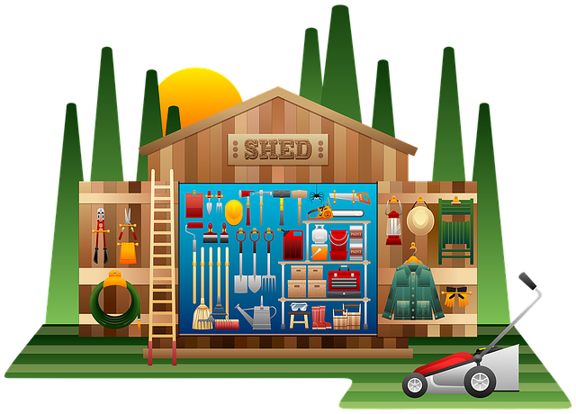 Free Plans - Backyard DIY Storage Shed