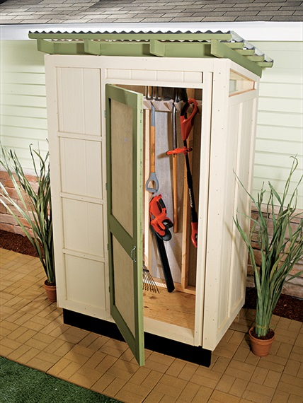 6 Free Shed Plans To Build A Diy