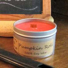 Pumpkin Roll Scent Candle