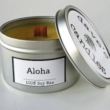 Aloha Scented Candle