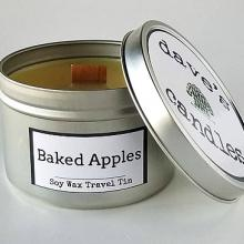 Baked Apples Scent Candle